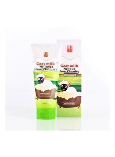 PaxMoly Redlips Goat Milk Cleansing - Keçi Sütü Özlü Yüz Temizleme Köpüğü Renksiz
